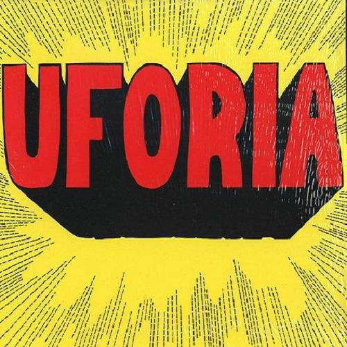 Uforia - Uforia (1990)