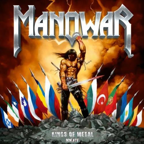 Manowar - Кings Оf Меtаl MMХIV [2СD] (1988) [2014]