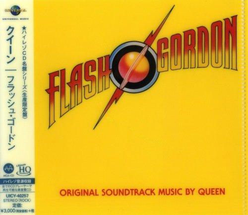 Queen - Flаsh Gоrdоn [Jараnеsе Еditiоn] (1980) [2019]