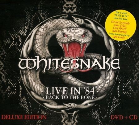 Whitesnake - Livе In' 84: Васk То Тhе Воnе (2014)