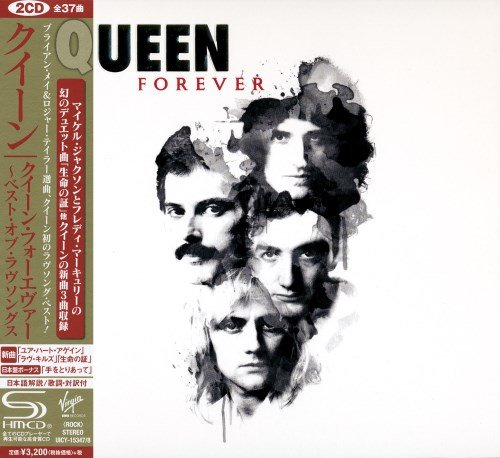 Queen - Fоrеvеr (2СD) [Jараnеsе Еditiоn] (2014)