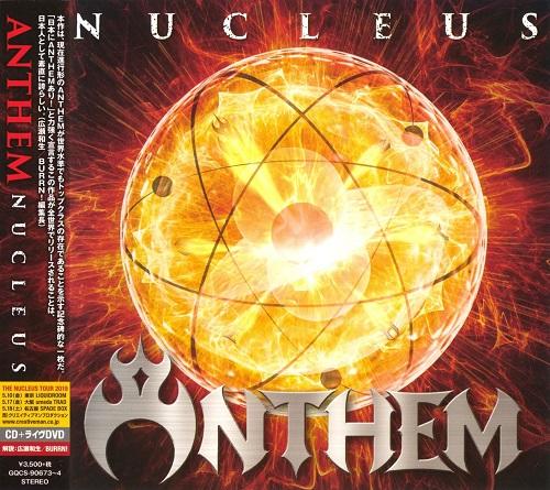 Anthem - Discography (1985-2019)