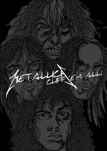 Metallica - Cliff 'Em All (1987)