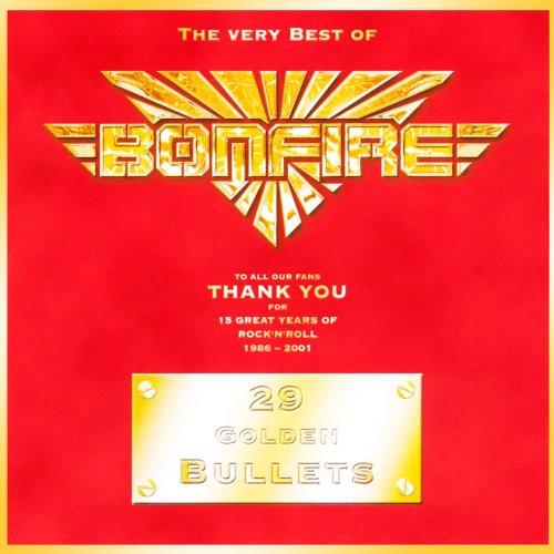 """Bonfire - Golden Ballads 1986-2001 (""""Golden bullets"""") (2003) (DVD5)"""