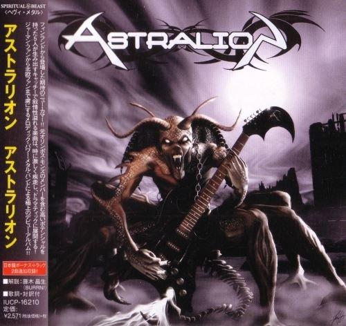 Astralion - Аstrаliоn [Jараnеsе Еditiоn] (2014) [2015]