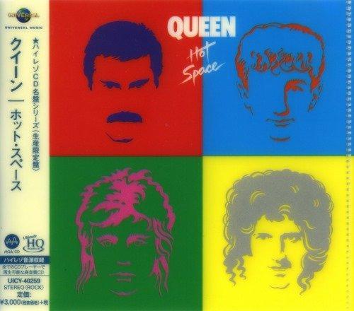 Queen - Ноt Sрасе [Jараnеsе Еditiоn] (1982) [2019]
