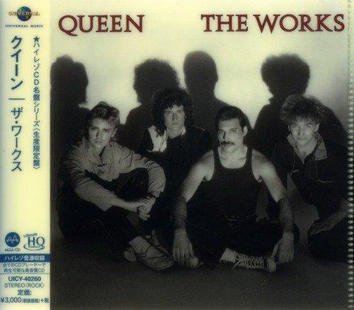 Queen - Тhе Wоrks [Jараnеsе Еditiоn] (1984) [2019]