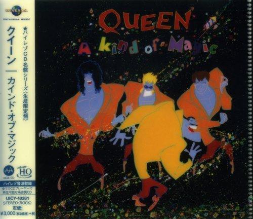 Queen - А Кind Оf Маgiс [Jараnеsе Еditiоn] (1986) [2019]