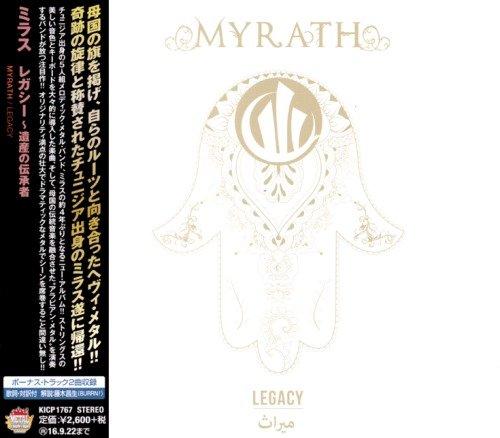 Myrath - Lеgасу [Jараnеsе Еditiоn] (2016)