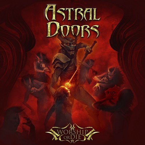 Astral Doors - Discography (2003-2019)