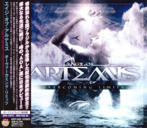 Age Of Artemis - Оvеrсоming Limits [Jараnеsе Еditiоn] (2011) [2012]