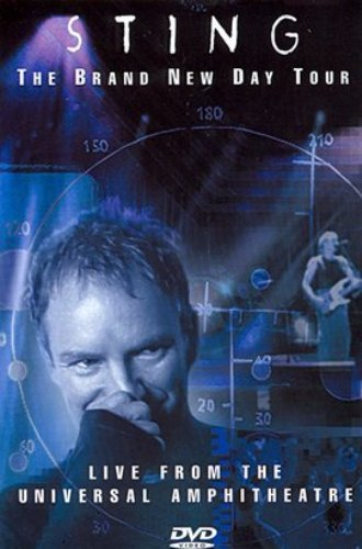 Sting - The Brand New Day Tour: Live From The Universal Amphitheatre (2000)