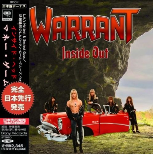 Warrant - Inside Out (2019) (Compilation)