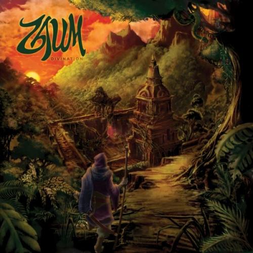 Zaum - Divination (2019)