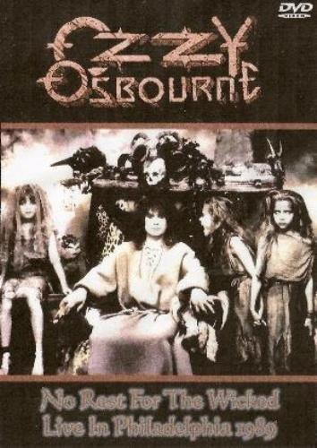 Ozzy Osbourne - Live in Philadelphia 1989