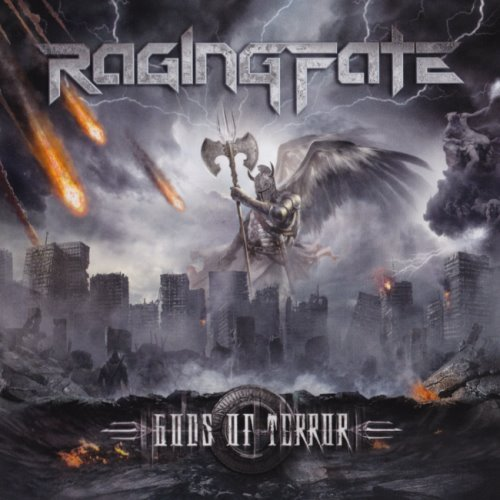 Raging Fate - Gоds Оf Теrrоr (2017)