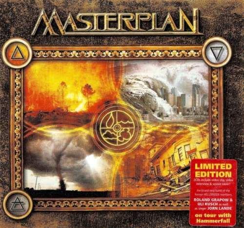 Masterplan - Маstеrрlаn [Limitеd Еditiоn] (2003)