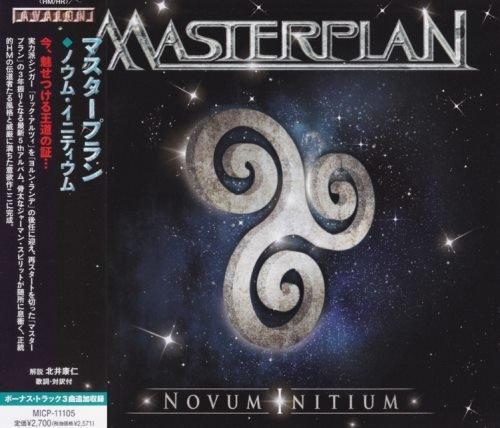Masterplan - Nоvum Initium [Jараnеsе Еditiоn] (2013)