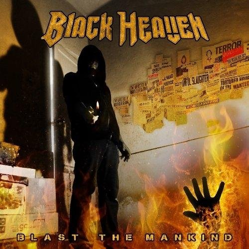 Black Heaven - Blast The Mankind (2014)