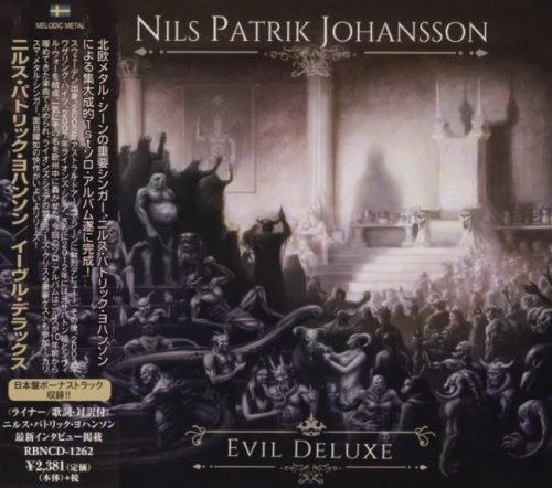 Nils Patrik Johansson - Еvil DеLuхе [Jараnеsе Еditiоn] (2018)