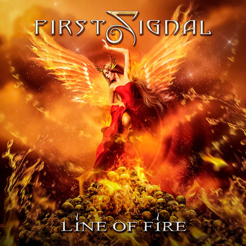First Signal - Line of Fire (2019)