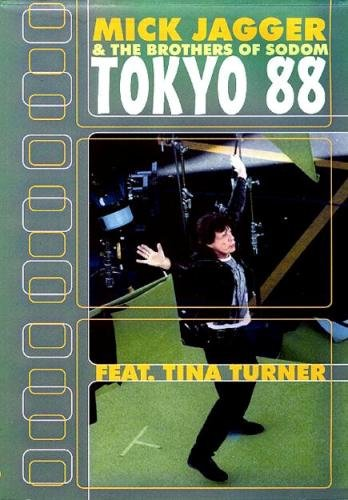 Mick Jagger & The Brothers Of Sodom - Tokyo '88