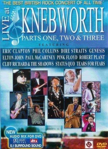 VA - Live At Knebworth 1990 (2002)