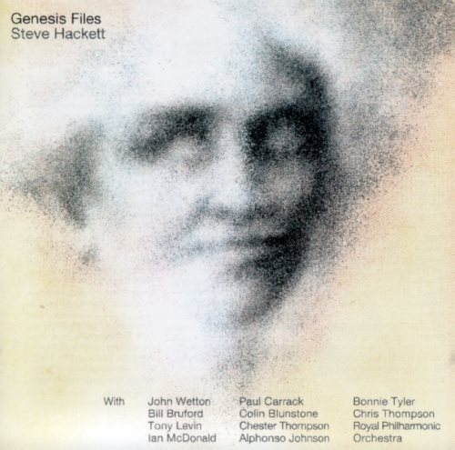 Steve Hackett - Gеnеsis Filеs [2СD] (2002)