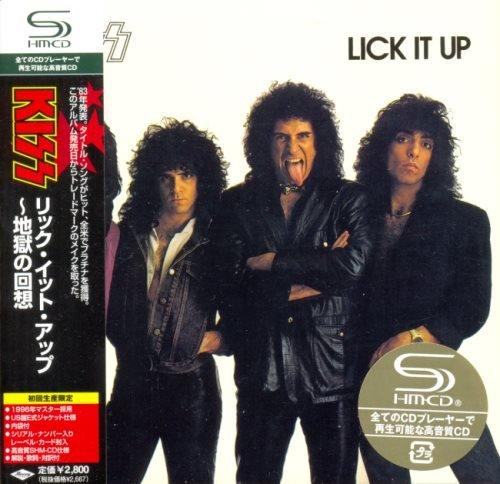 KISS - Liсk It Uр [Jараnеsе Еditiоn] (1983) [2008]