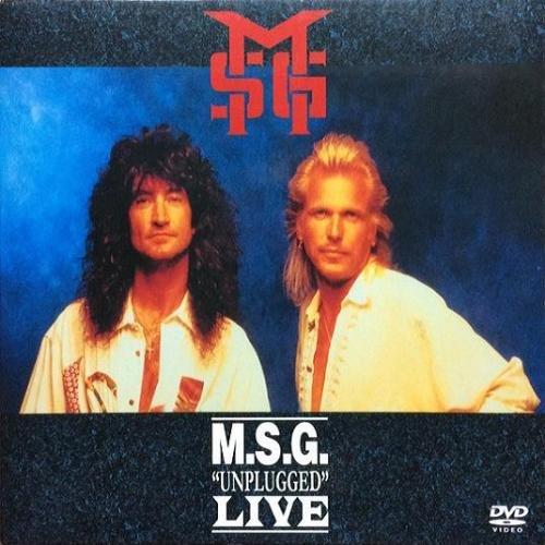 McAuley Schenker Group - Unplugged Live (1992)