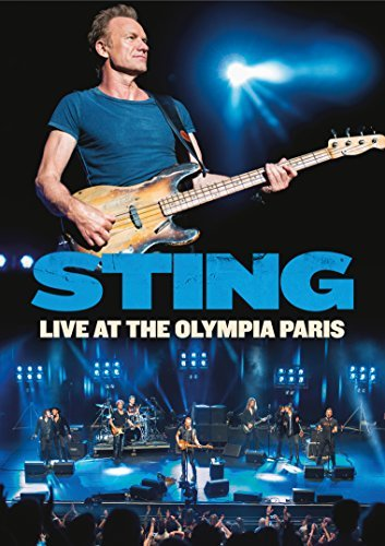 Sting - Live At The Olympia Paris (2017)