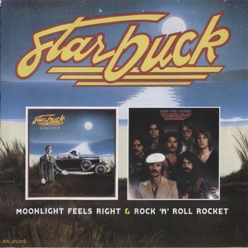 Starbuck - Moonlight Feels Right - Rock`n`Roll Rocket (1976-1977) (2009)