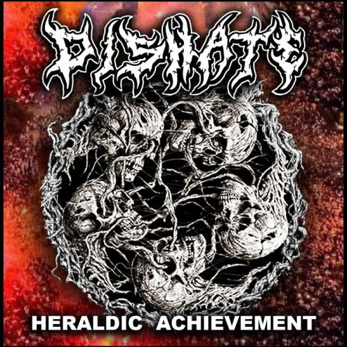 Dishate - Heraldic Achievement (2019)