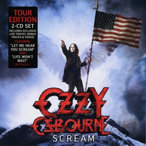 Ozzy Osbourne - Sсrеаm (2СD) [Тоur Еditiоn] (2010)