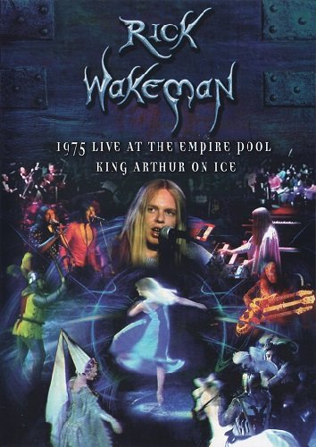 Rick Wakeman - Live at the Empire Pool King Arthur on Ice 1975