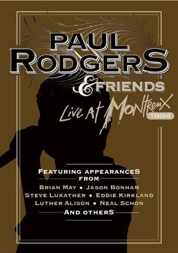 Paul Rodgers & Friends - Live At Montreux 1994 (2011)