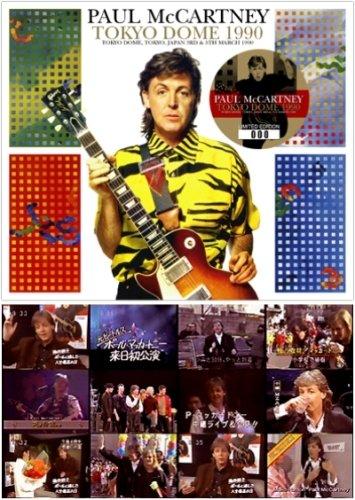 Paul McCartney - Tokyo Dome 1990