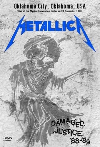 Metallica - Live in Oaklahoma City 1988