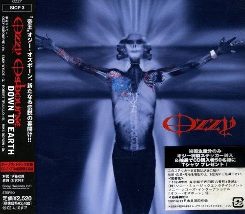 Ozzy Osbourne - Dоwn То Еаrth [Jараnеsе Еditiоn] (2001)