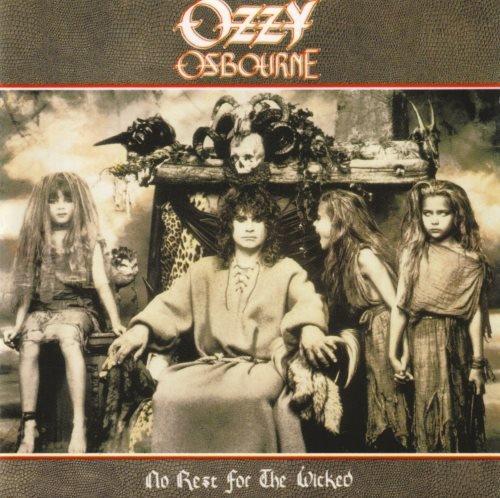 Ozzy Osbourne - Nо Rеst Fоr Тhе Wiсkеd (1988)