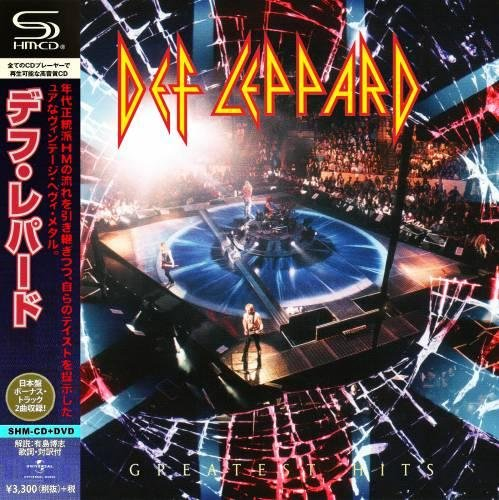 Def Leppard – Greatest Hits (2019) (Japanese Edition)