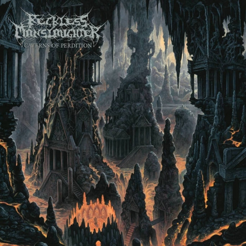 Reckless Manslaughter - Caverns of Perdition (2019)