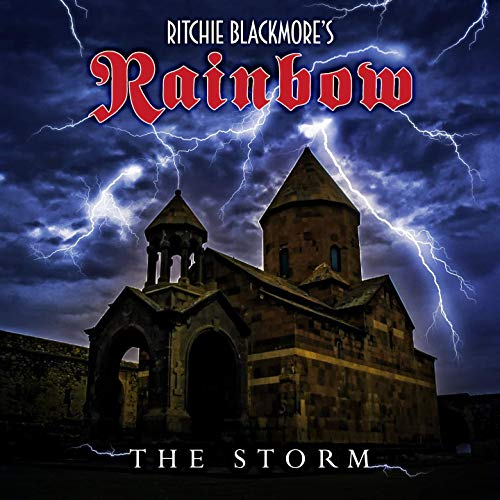 Rainbow - The Storm (Single) (2019)