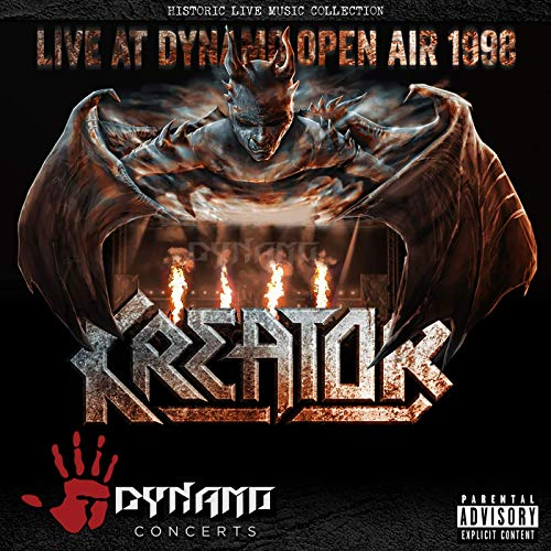 Kreator - Live at Dynamo Open Air 1998 (2019)
