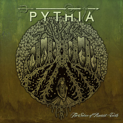 Pythia - The Solace of Ancient Earth (2019)