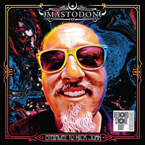 Mastodon - Stairway to Nick John (Single) (2019)