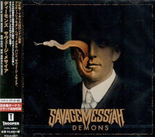Savage Messiah - Demons [Japanese Edition] (2019)