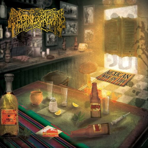 Ripping Organs - Mexican Way Of Life (2019)