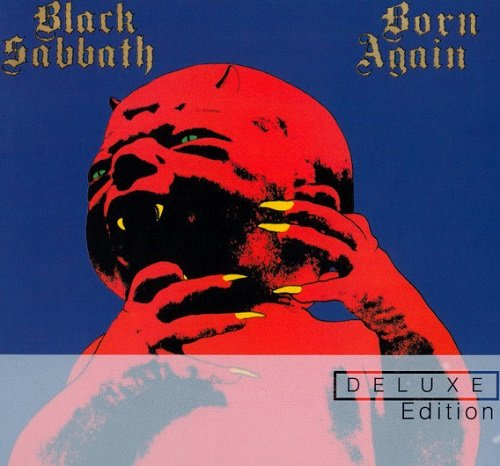 Black Sabbath - Born Again (Deluxe Edition) (2011)