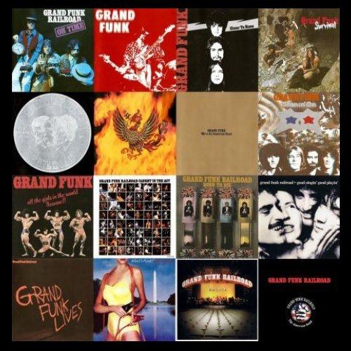Grand Funk Railroad [Grаnd Funk] - Disсоgrарhу [Lоsslеss] (1969-1997)